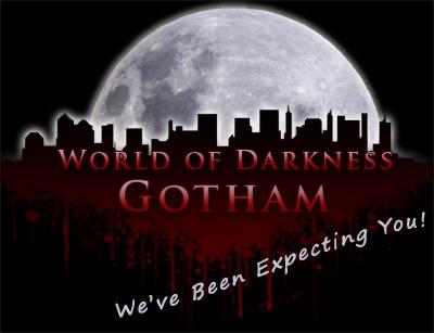 World of Darkness: Gotham